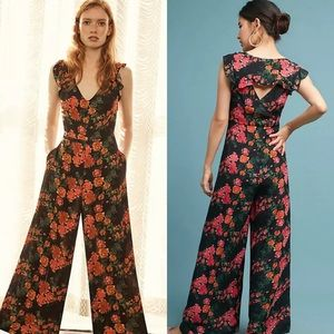 Anthropologie | Tracy Reese Laurette Jumpsuit S